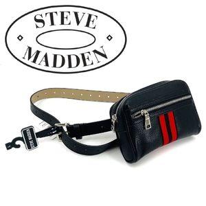 Steve Madden Fannypack Bag w/ Removable Belt